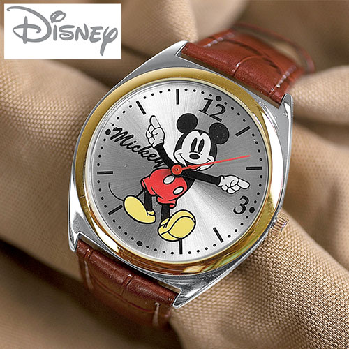 Mickey Mouse Womens Watch