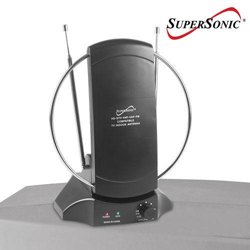 Supersonic HD/Digital Indoor Antenna