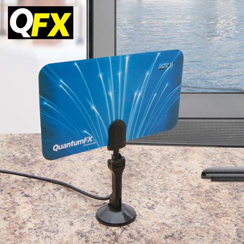 Quantum Flat Antenna