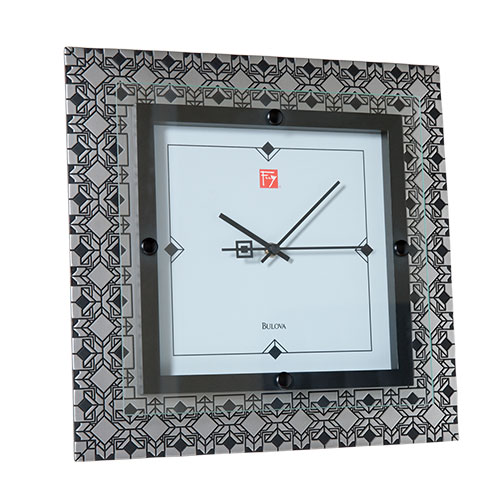 Bulova Frank Lloyd Wright Clock