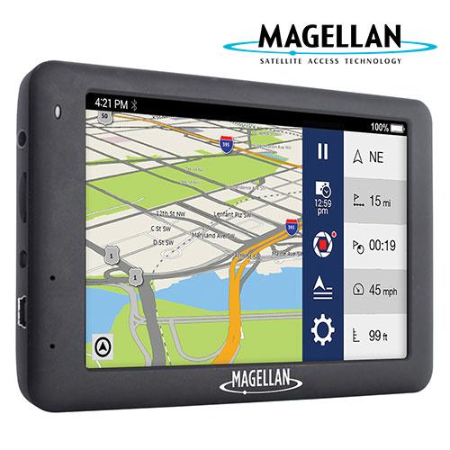 Magellan RG6630 GPS and Dash Camera