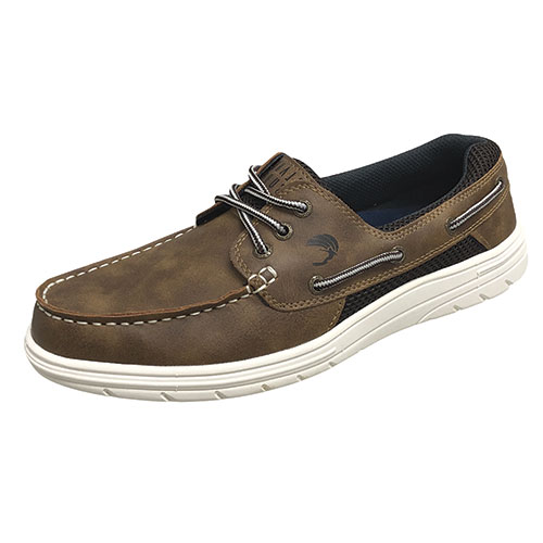 Island Surf Men's Light Brown Sail-Lite Shoes