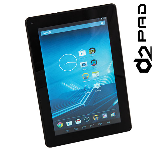 Digital2 8GB Android Tablet - 9 inch
