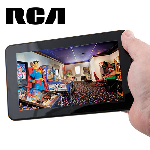 RCA Dual-Core Tablet