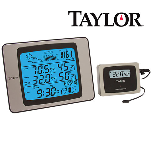TAYLOR WRLS WEATHER STATION