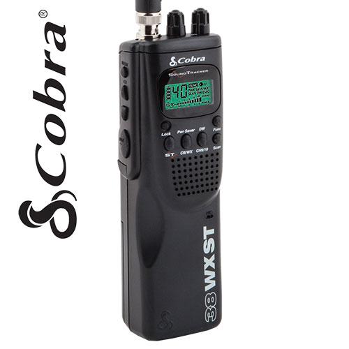 Cobra Handheld CB Radio