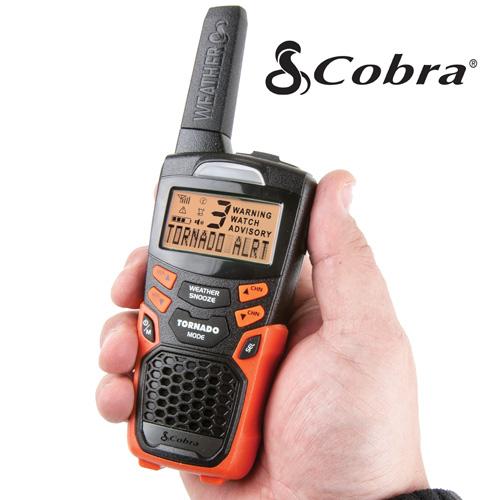 Cobra NOAA Weather Alert Radio