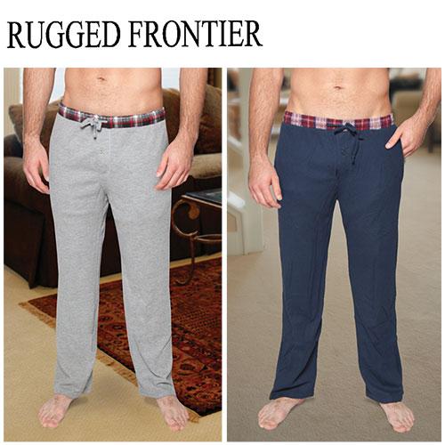 Thermal Lounge Pants - 2 Pack