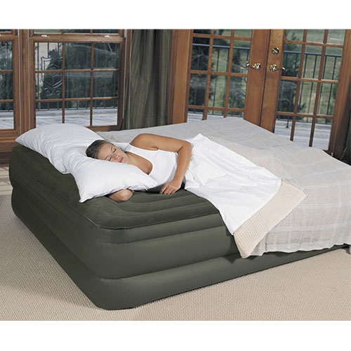 Queen Raised Air Bed