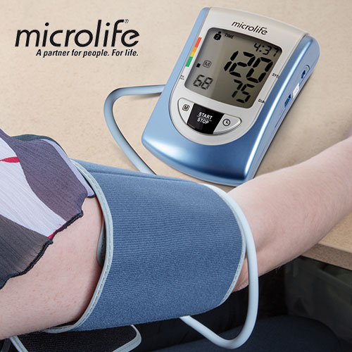 Microlife Upper Arm Blood Pressure Monitor
