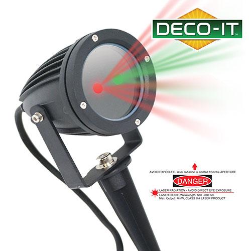 Deco-It Laser Projector