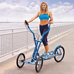 StreetStrider 3i Elliptical Cross Trainer - Blue
