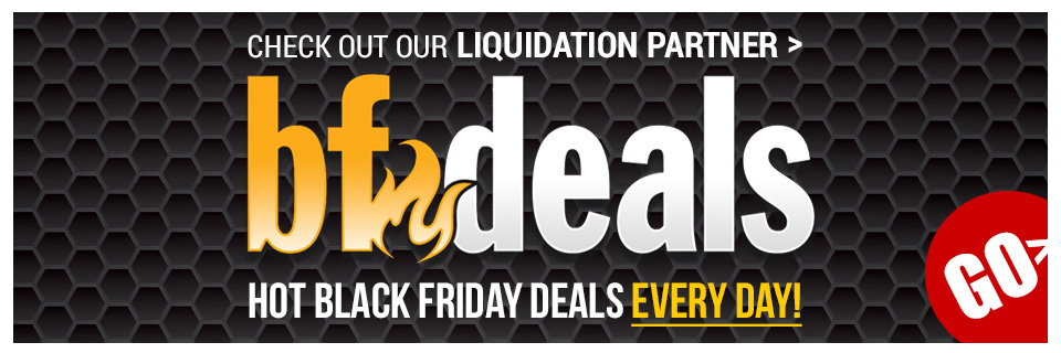 BF Deals: HOT Black Friday Deals Every Day!