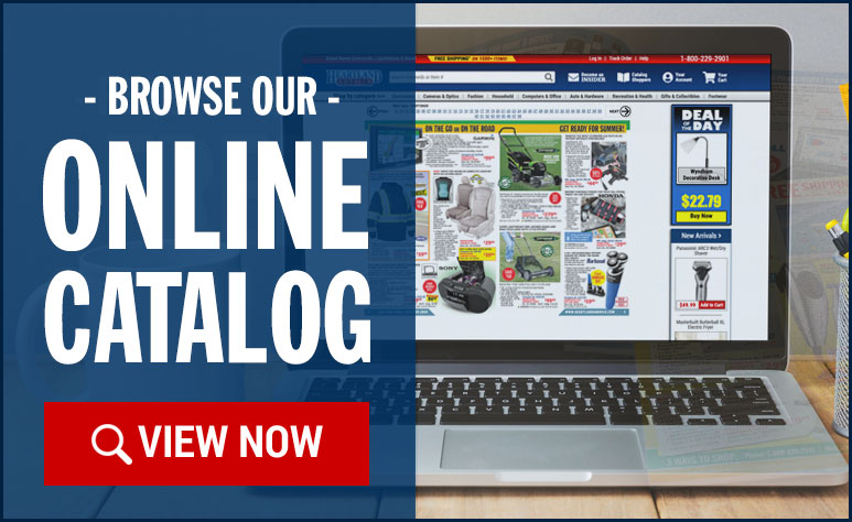 View Catalog Online